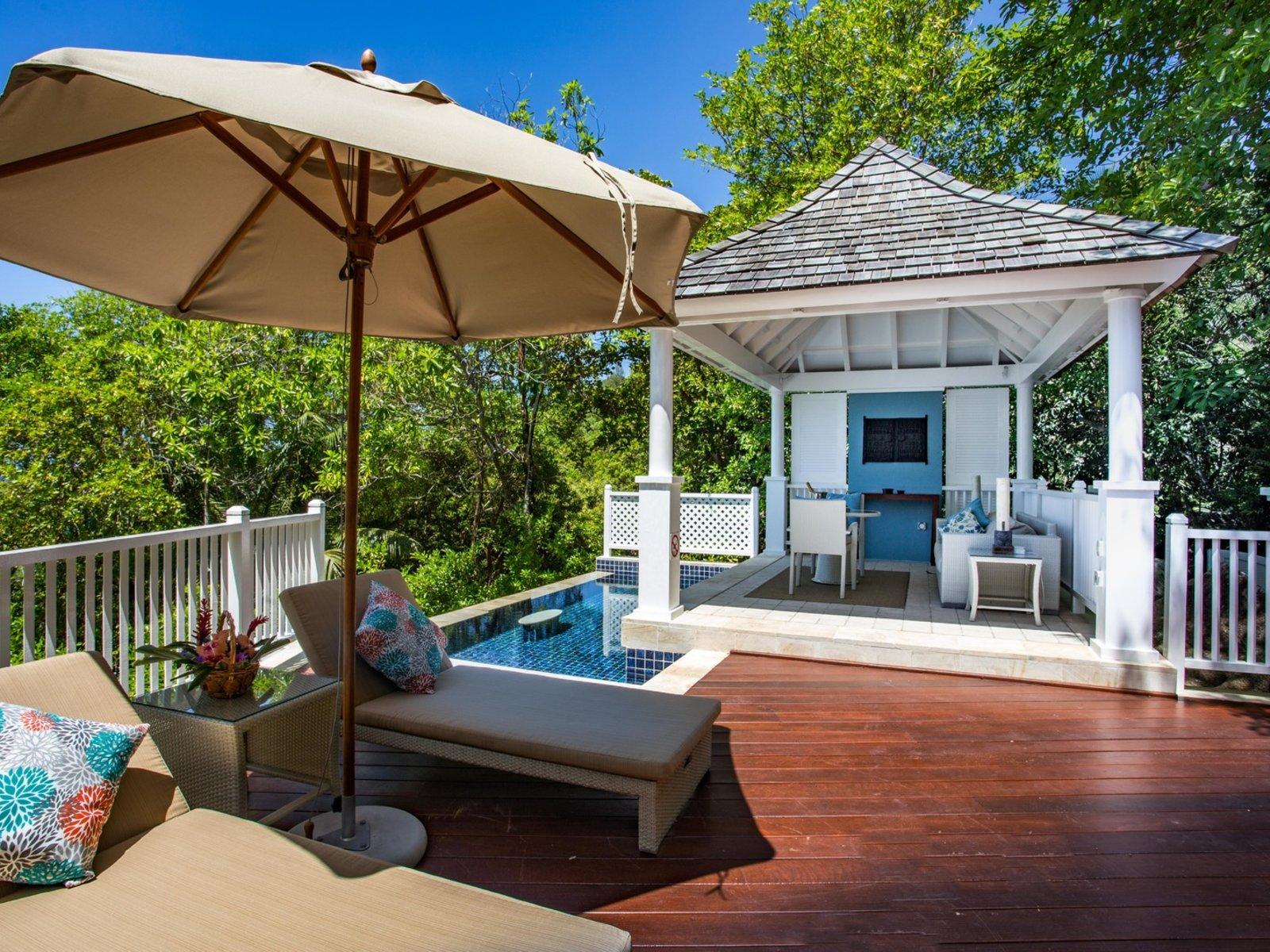 Wohnbeispiel Ocean View Pool Villa