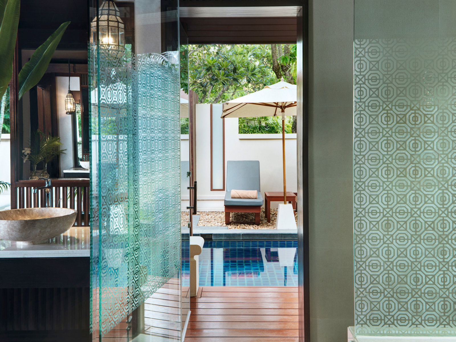 Wohnbeispiel Deluxe Pool Villa