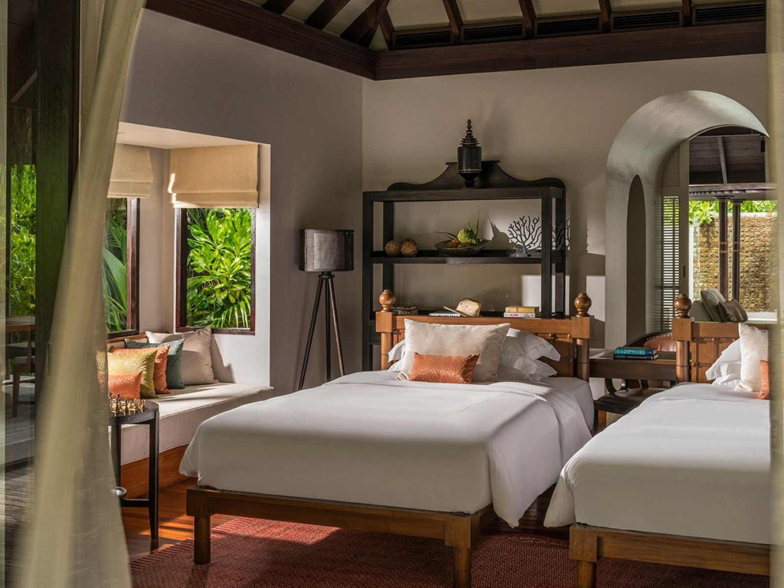 Wohnbeispiel Two Bedroom Beach Pool Residence