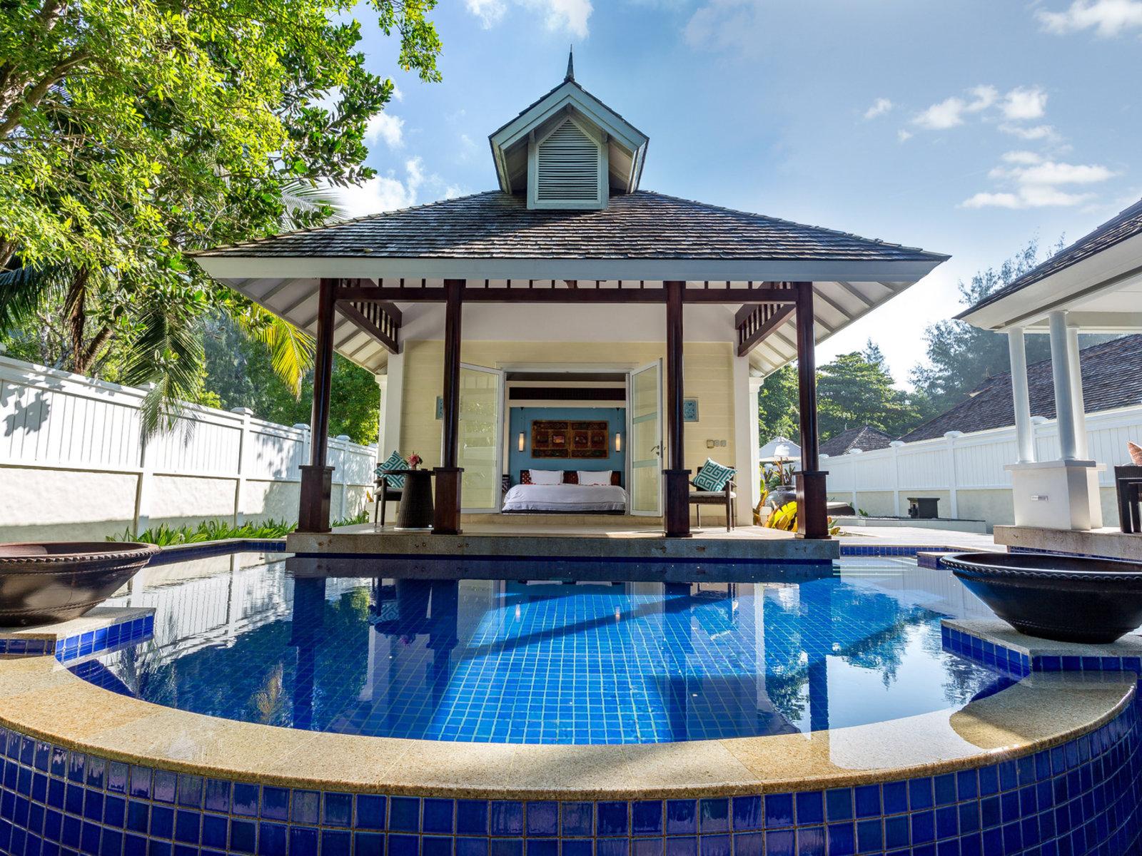 Wohnbeispiel Honeymoon Beachfront Pool Villa