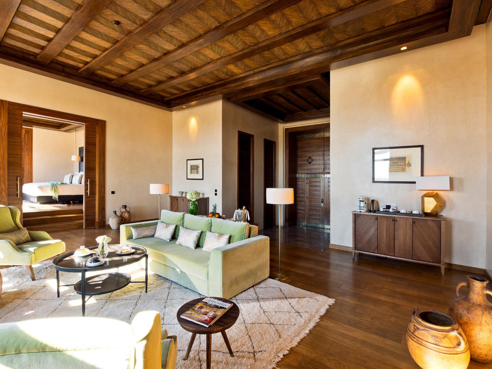 Wohnbeispiel Penthouse Suite