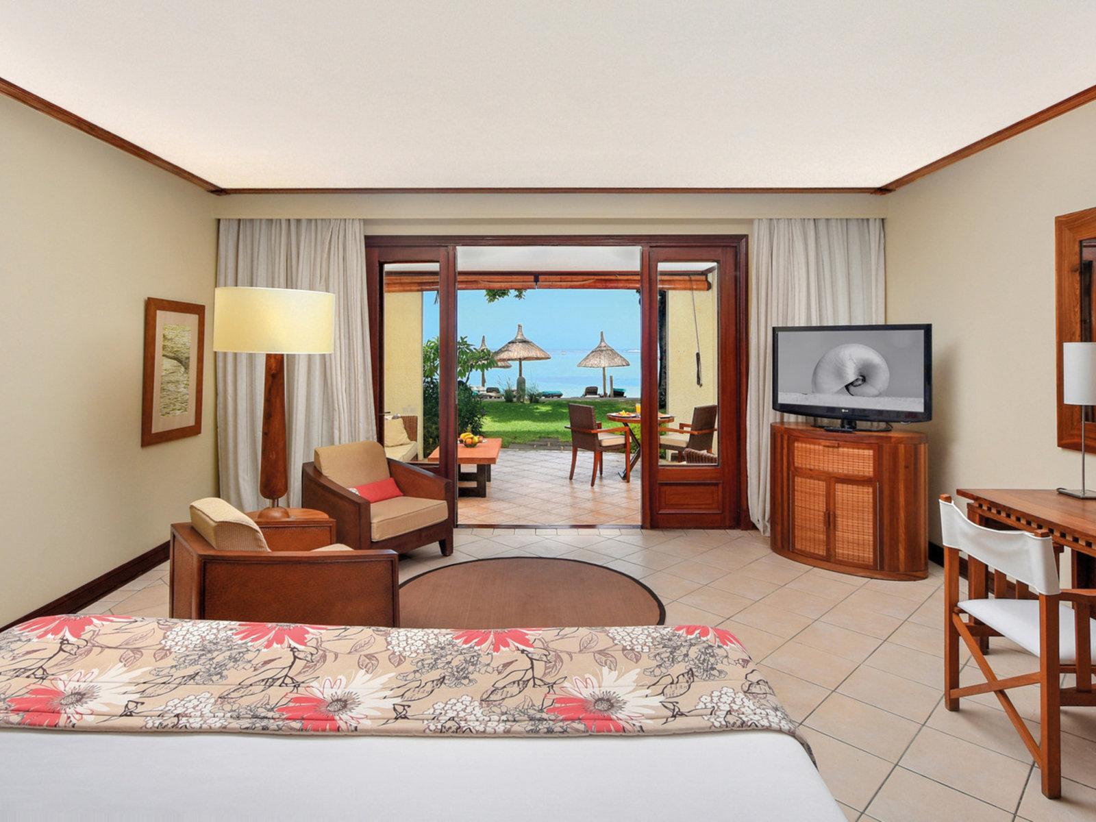 Wohnbeispiel Tropical Beachfront Room Promo