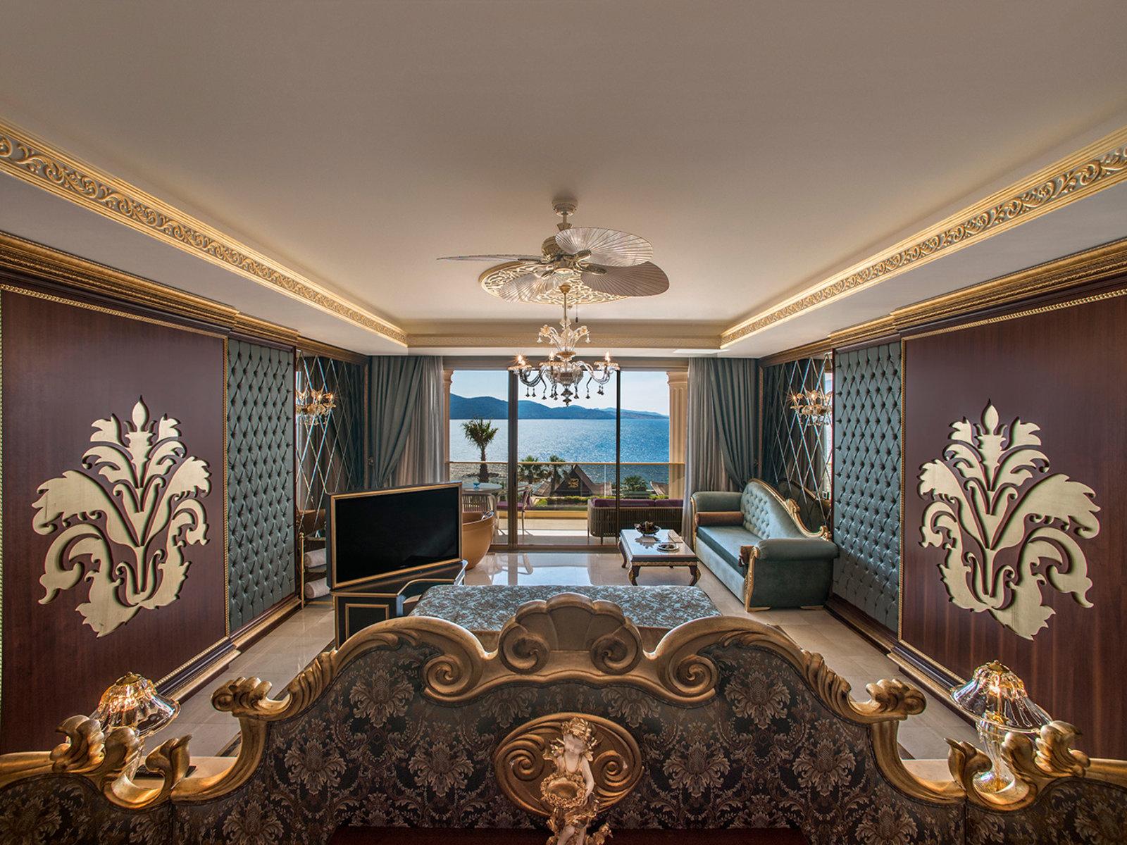 Wohnbeispiel Royal Deluxe Room