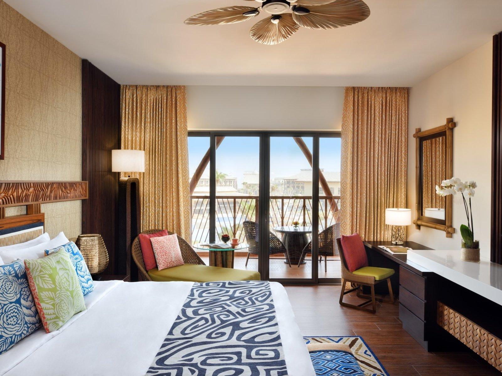 Wohnbeispiel Deluxe King Room Resort View