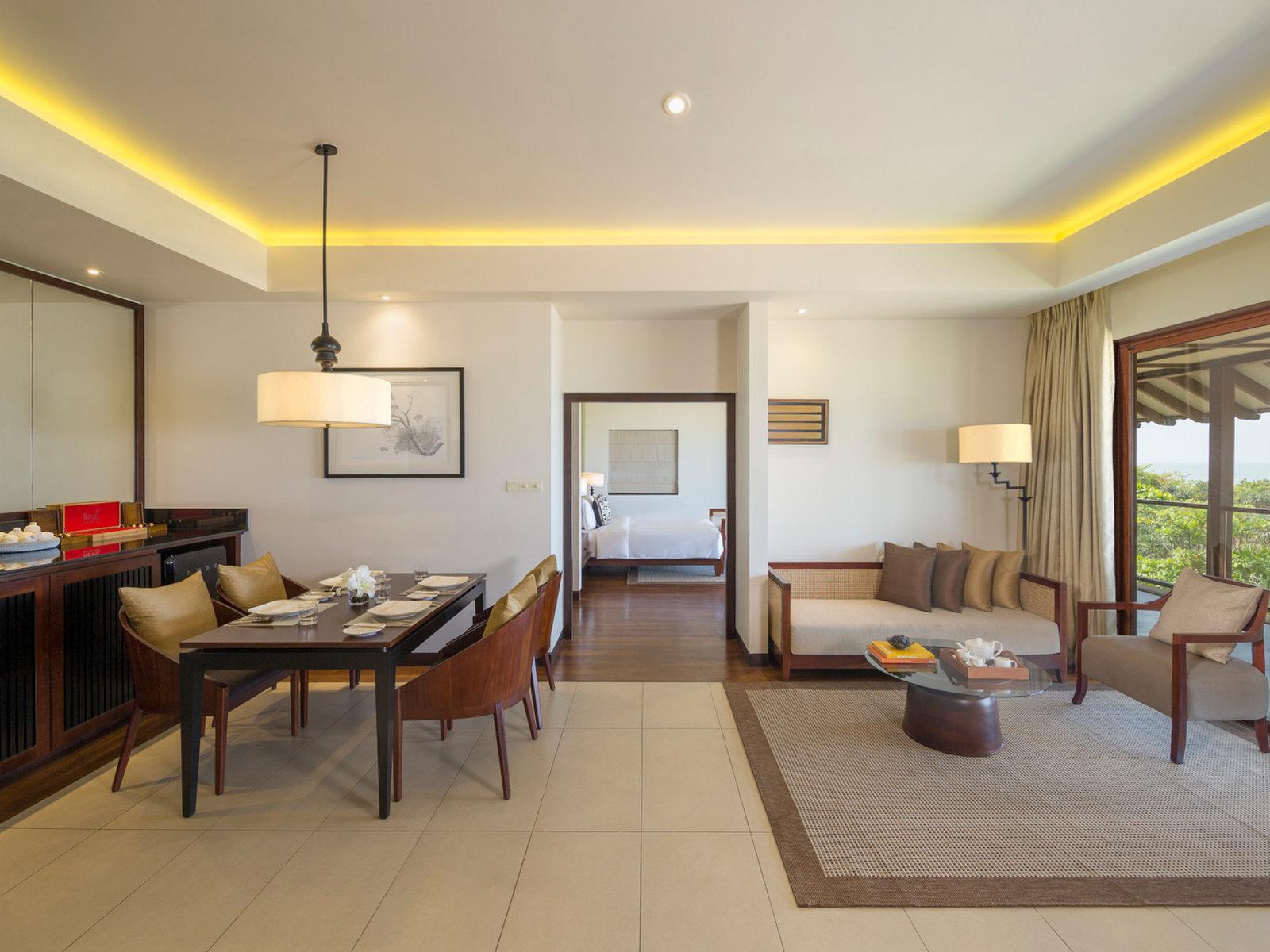 Wohnbeispiel One Bedroom Ocean View Suite