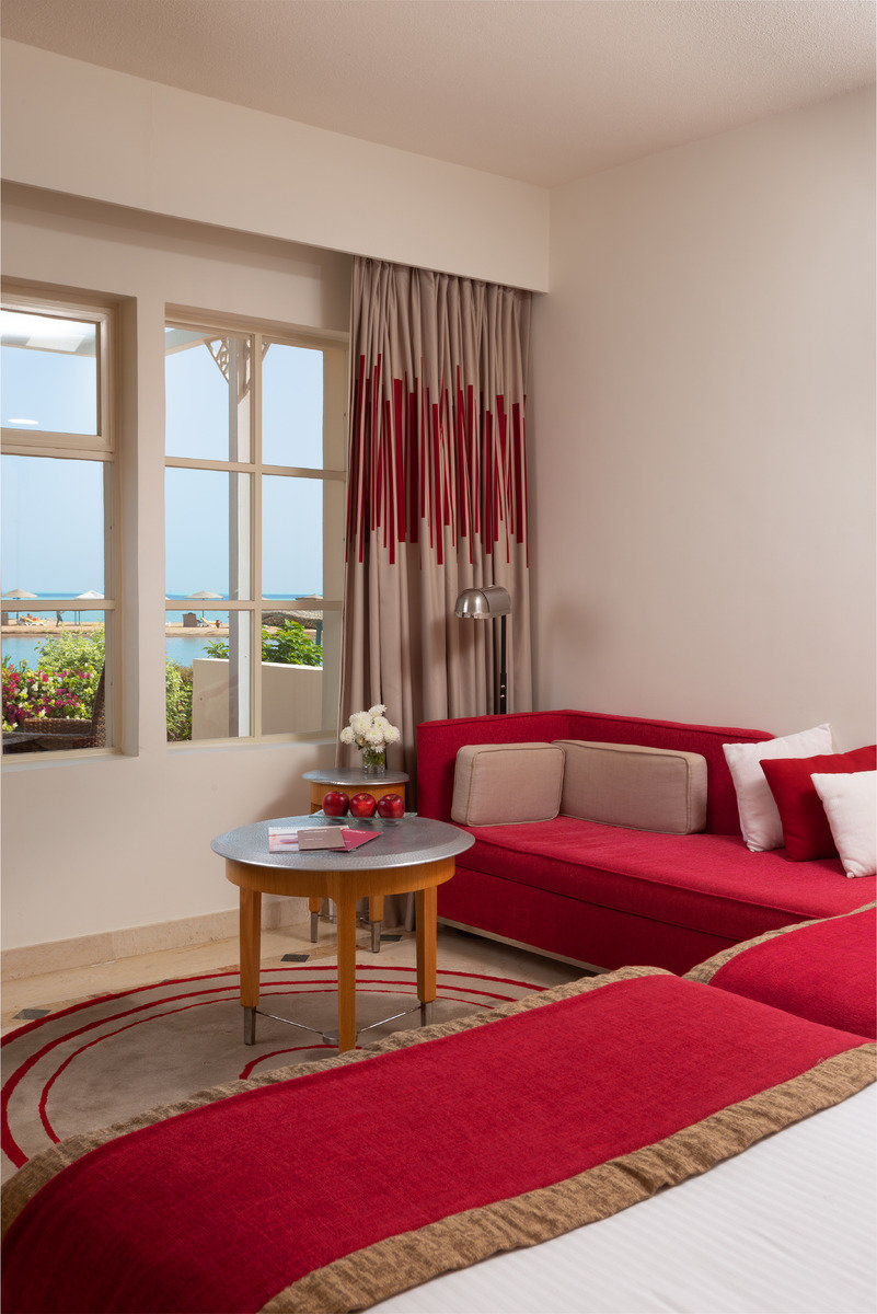 Wohnbeispiel Deluxe Sea View Room