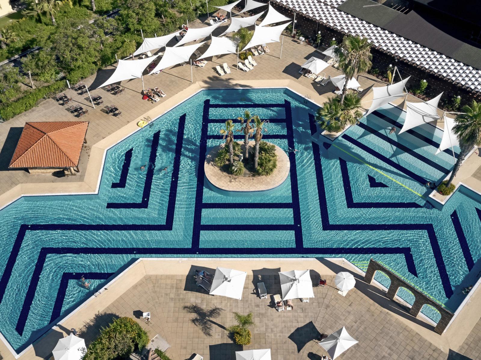 Private Lodge Relaxpool