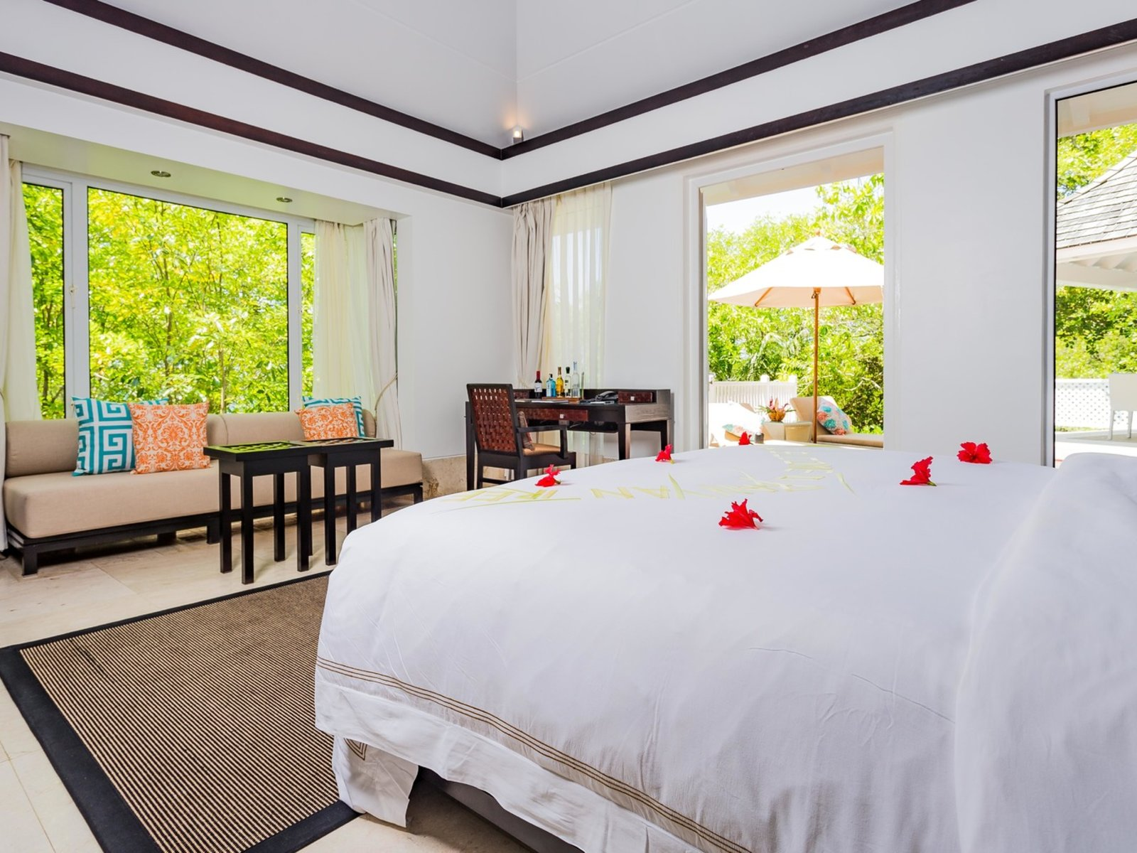 Wohnbeispiel Honeymoon Sanctuary Ocean View Pool Villa