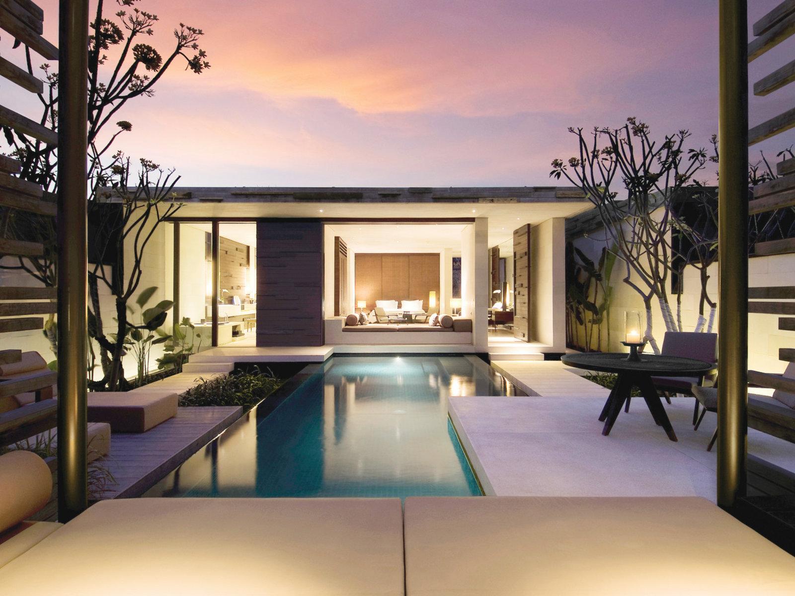 Wohnbeispiel One Bedroom Pool Villa
