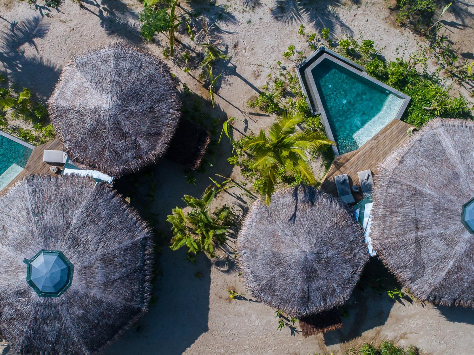 Wohnbeispiel Beachfront Pool Villa