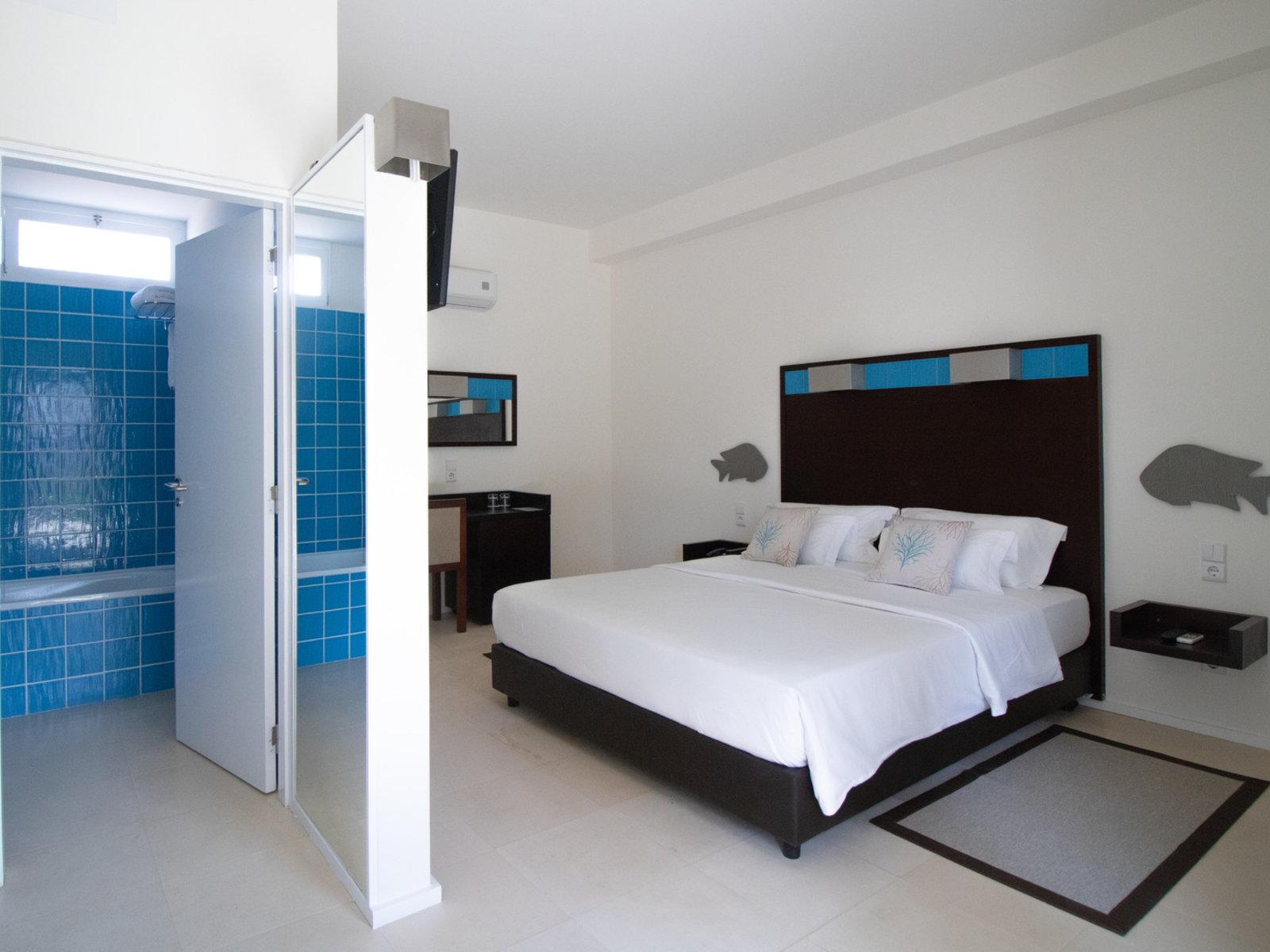 Wohnbeispiel Doppelzimmer Ground Floor