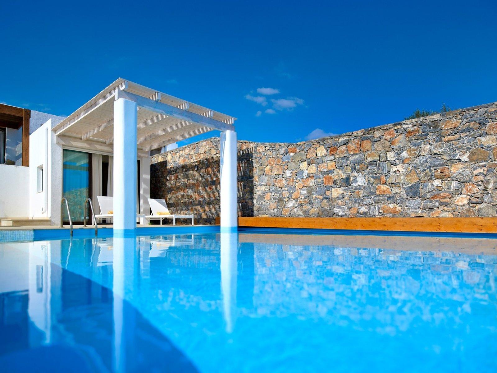 Wohnbeispiel Thalassa Villa SV Private Pool