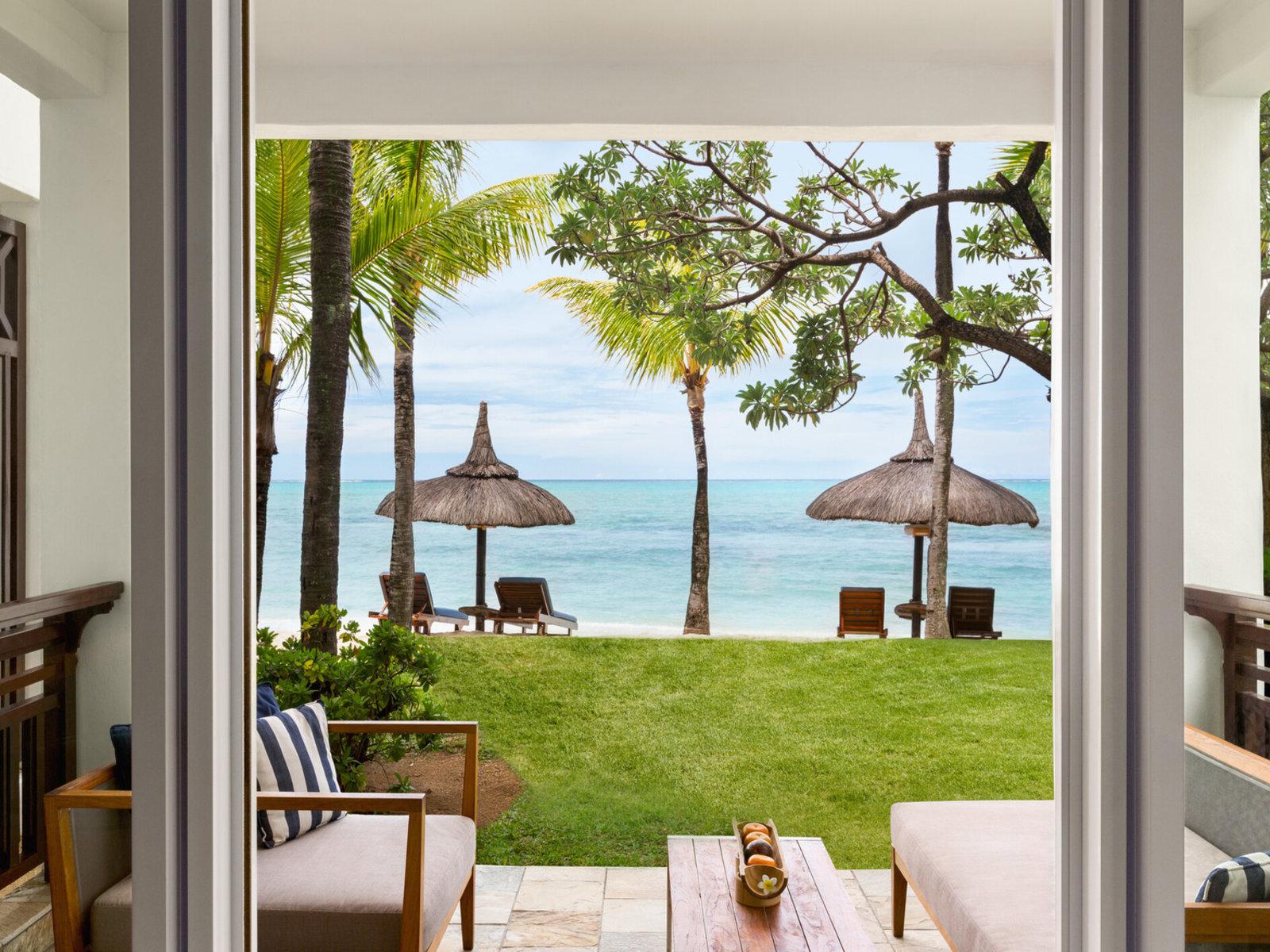 Wohnbeispiel Junior Suite Frangipani Club Beach Access