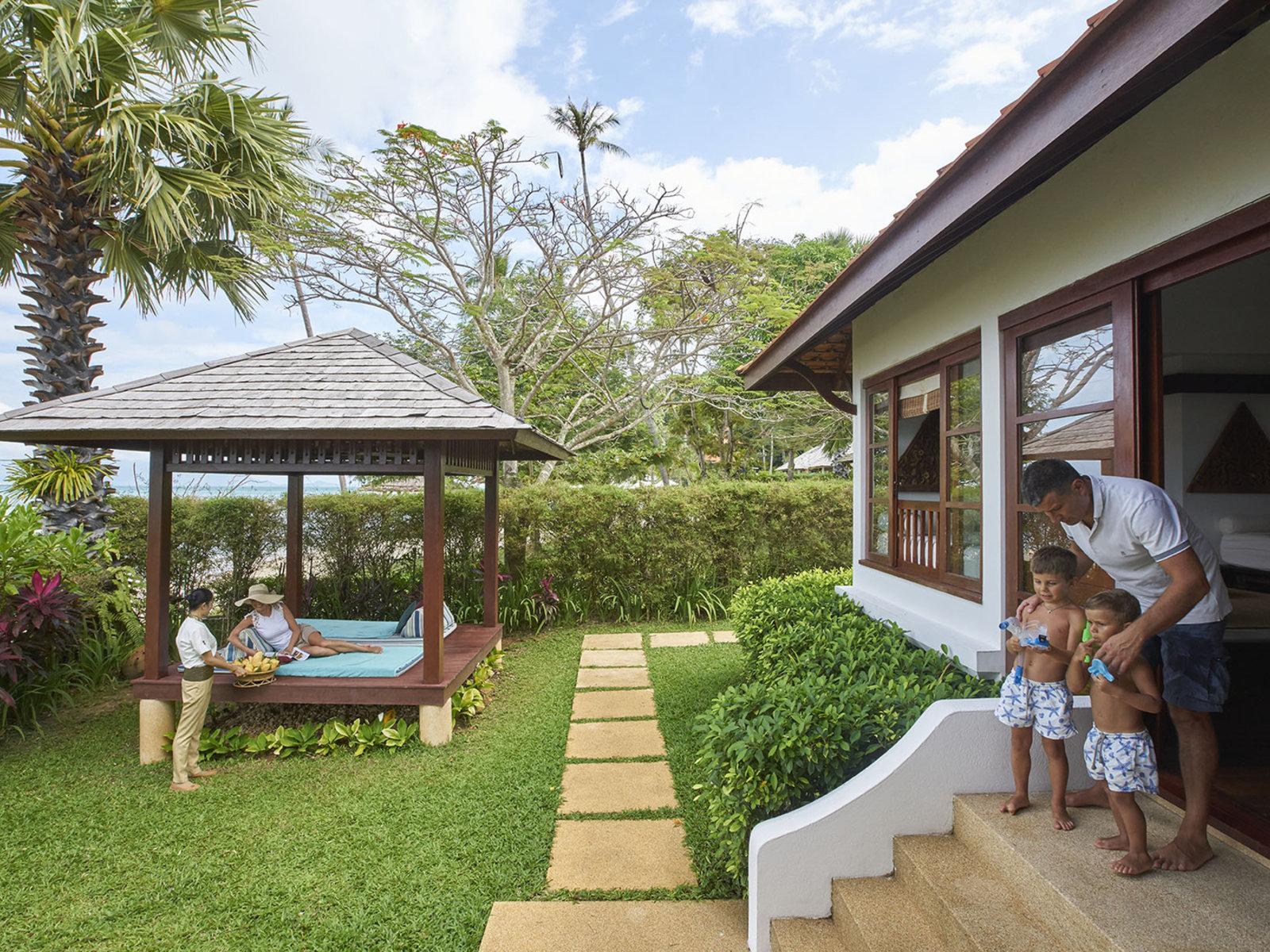 Wohnbeispiel One Bedroom Garden Villa