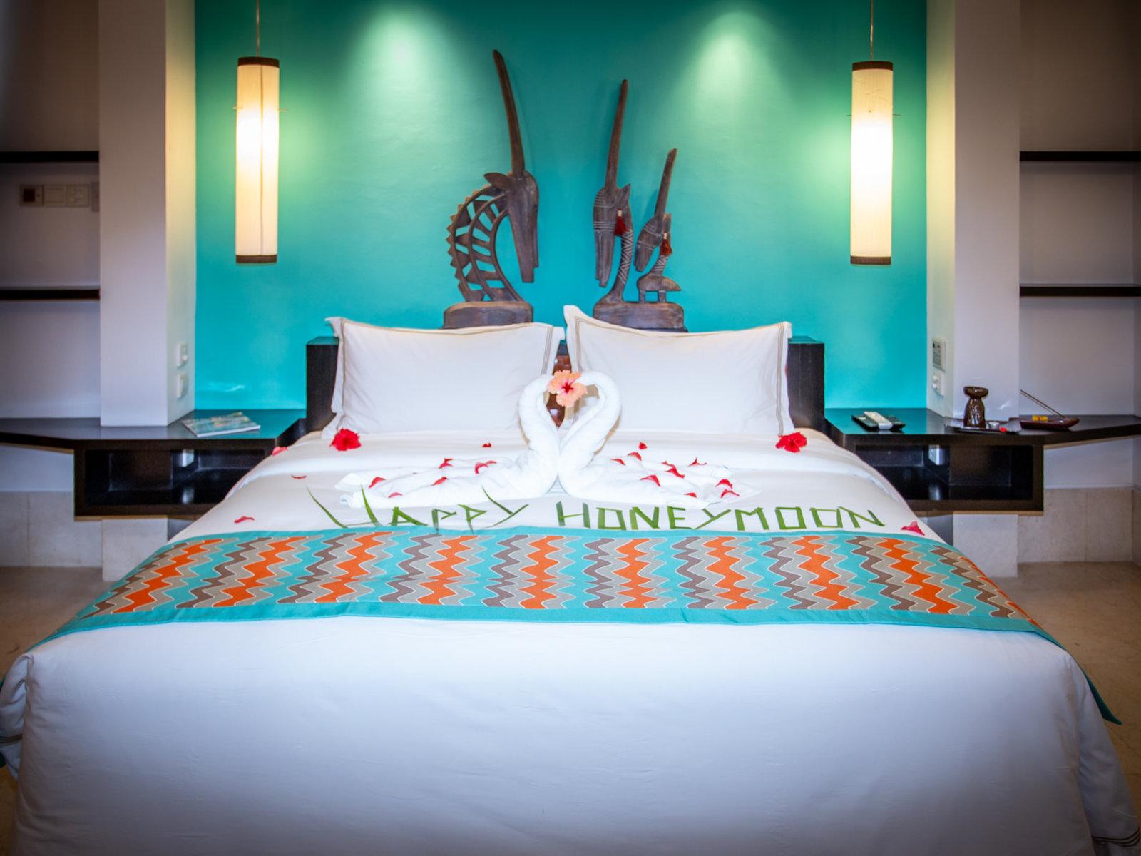 Wohnbeispiel Honeymoon Ocean View Pool Villa