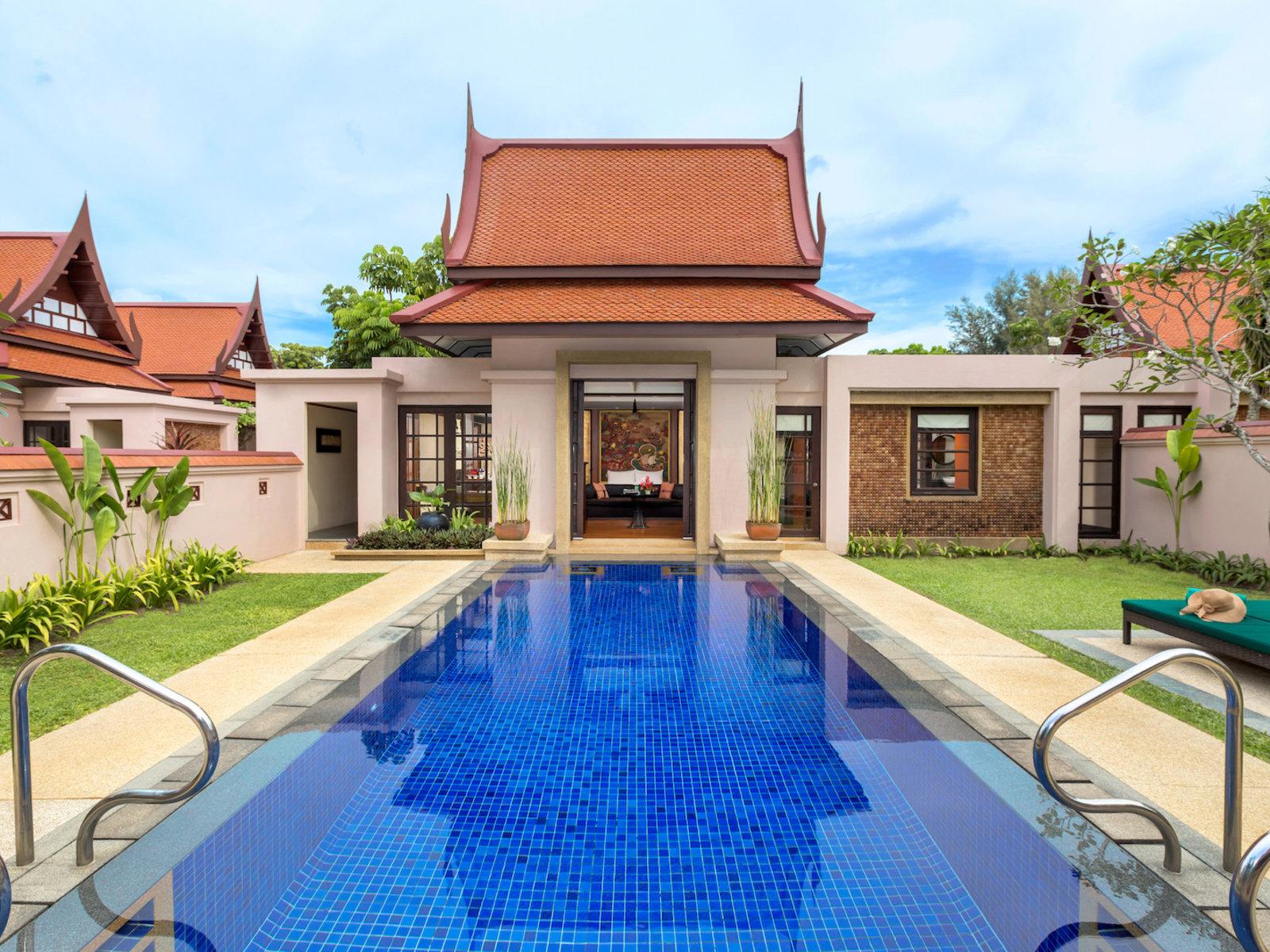 Wohnbeispiel Grand Lagoon Pool Villa