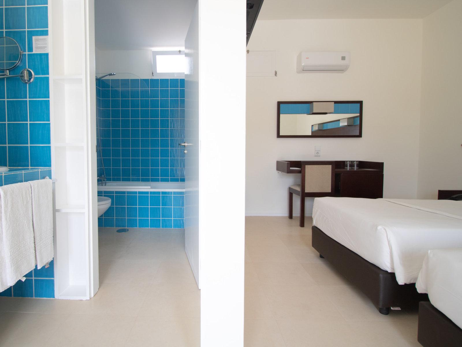 Wohnbeispiel Double Room First Floor