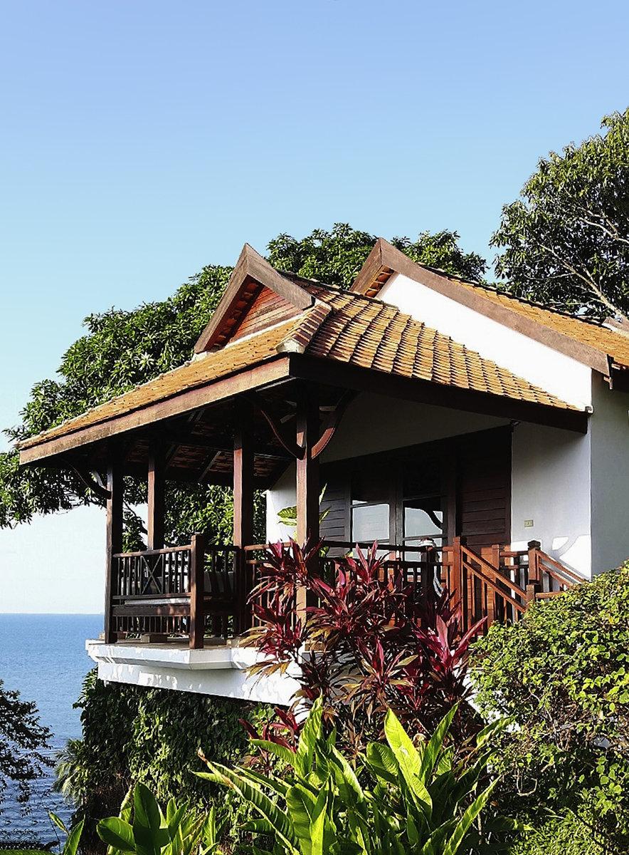 Wohnbeispiel Seaview Hill Villa