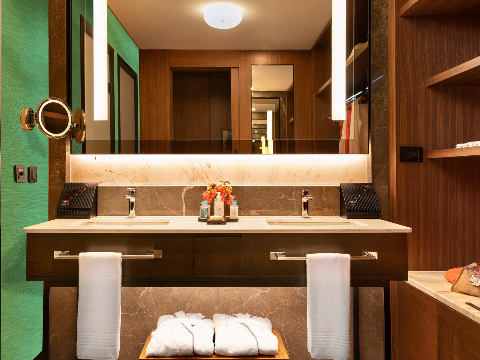 Wohnbeispiel Terrace Room SSV