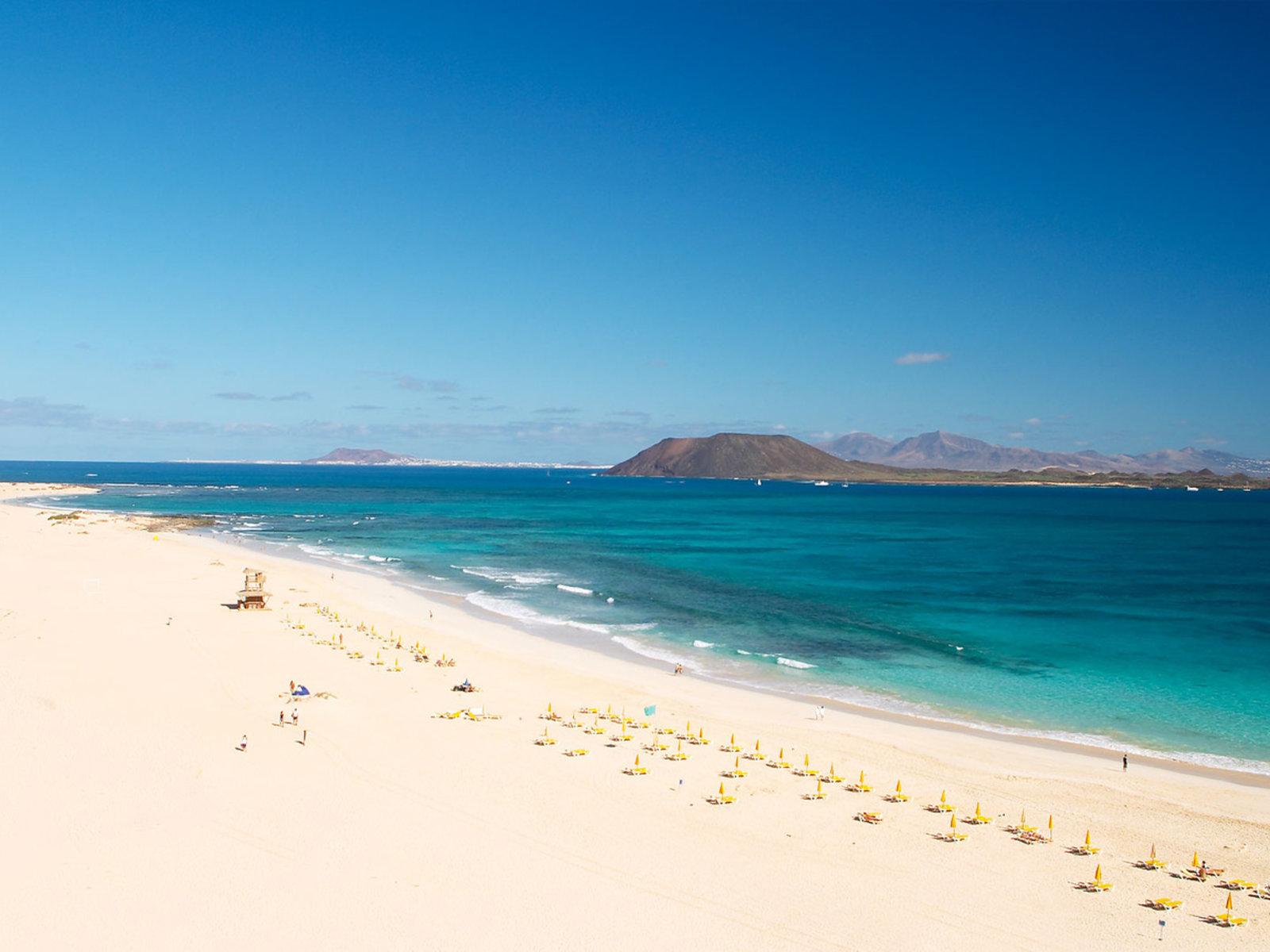 Playa - public beach