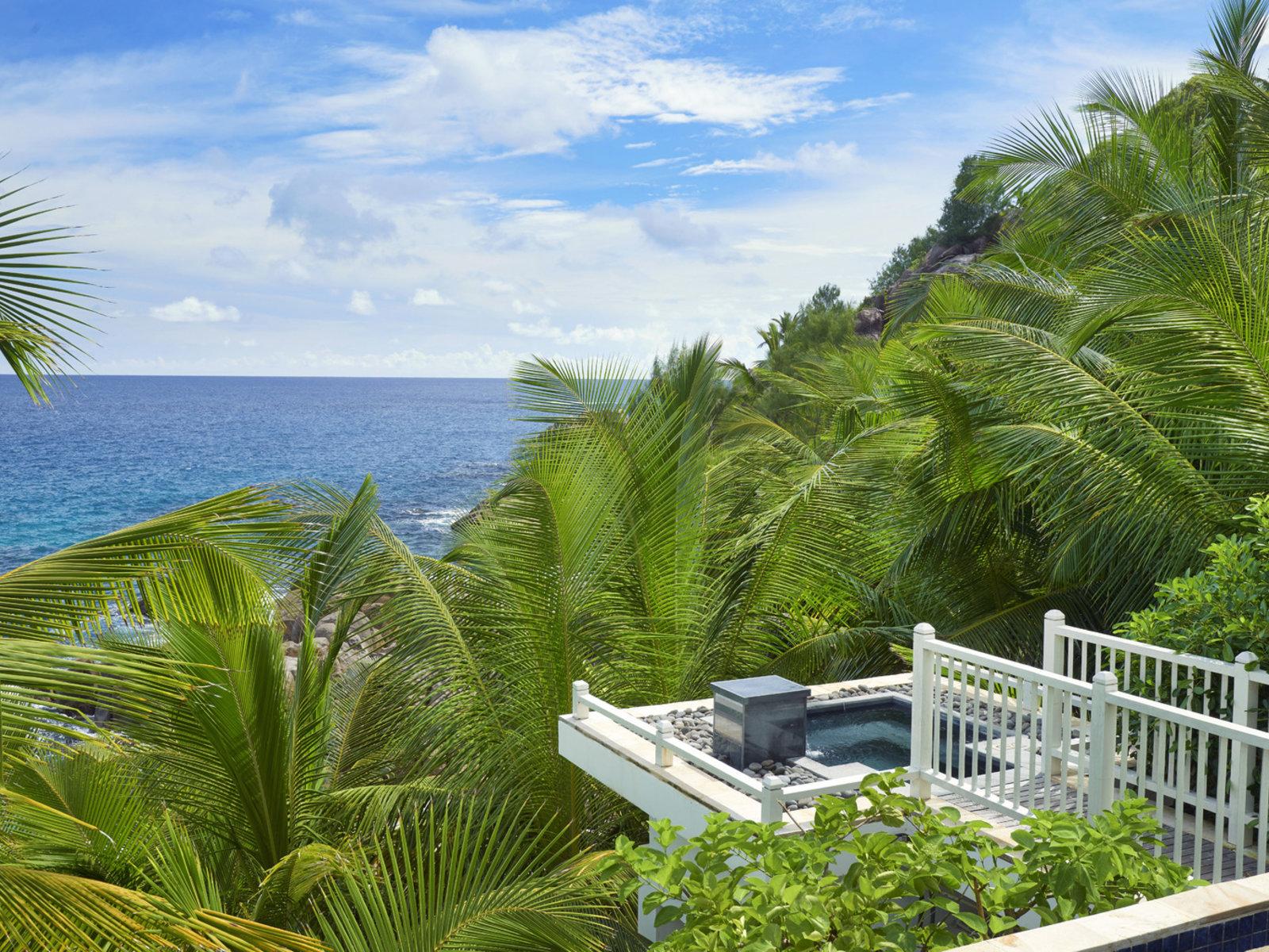 Wohnbeispiel Honeymoon Intendance Bay View Pool Villa
