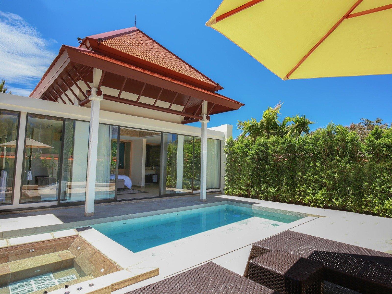 Wohnbeispiel Serenity Pool Villa