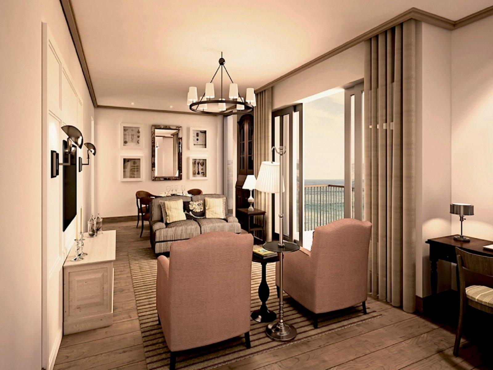 Wohnbeispiel Luxury Suite
