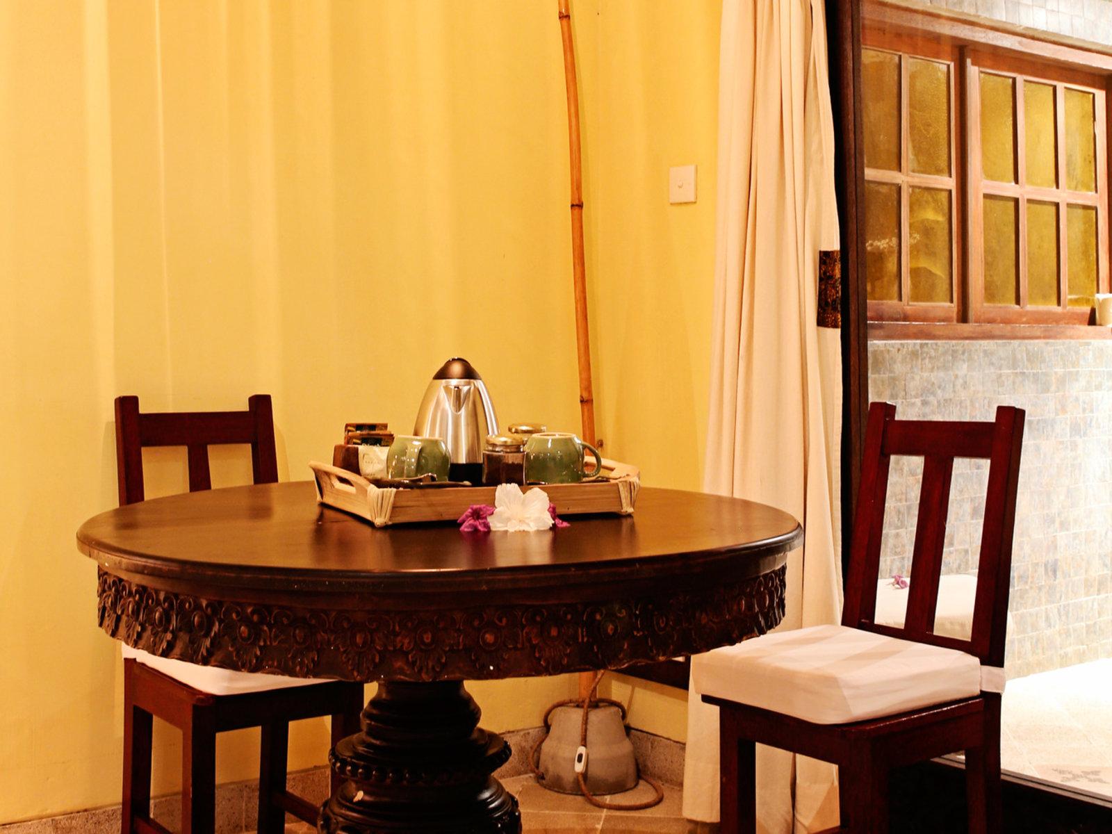 Wohnbeispiel Kampong Lombok Bungalows