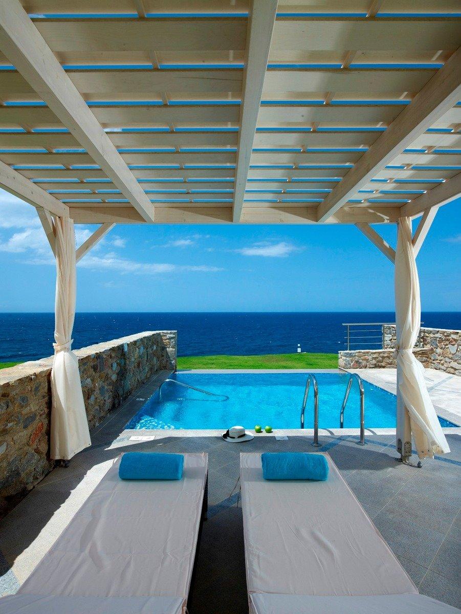 Wohnbeispiel Luxury DBL SV private pool