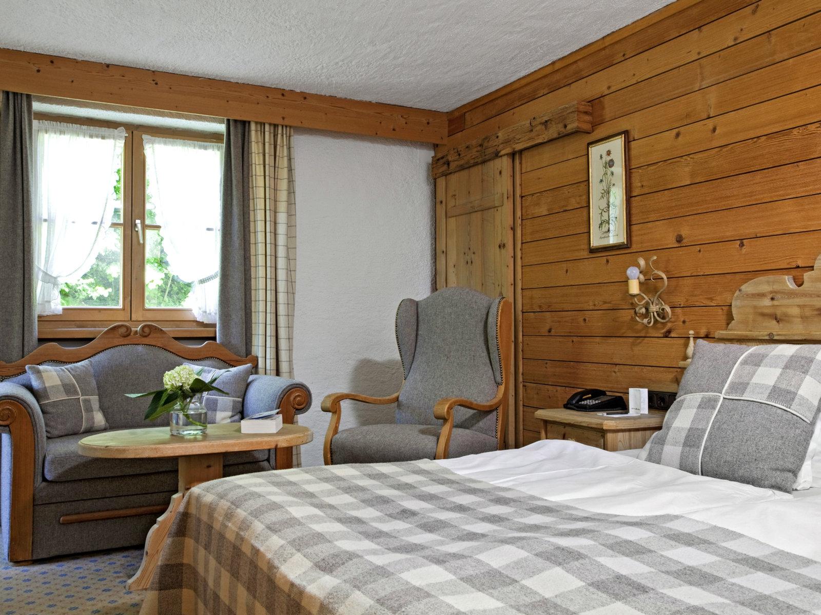 Wohnbeispiel Doppelzimmer Ornach