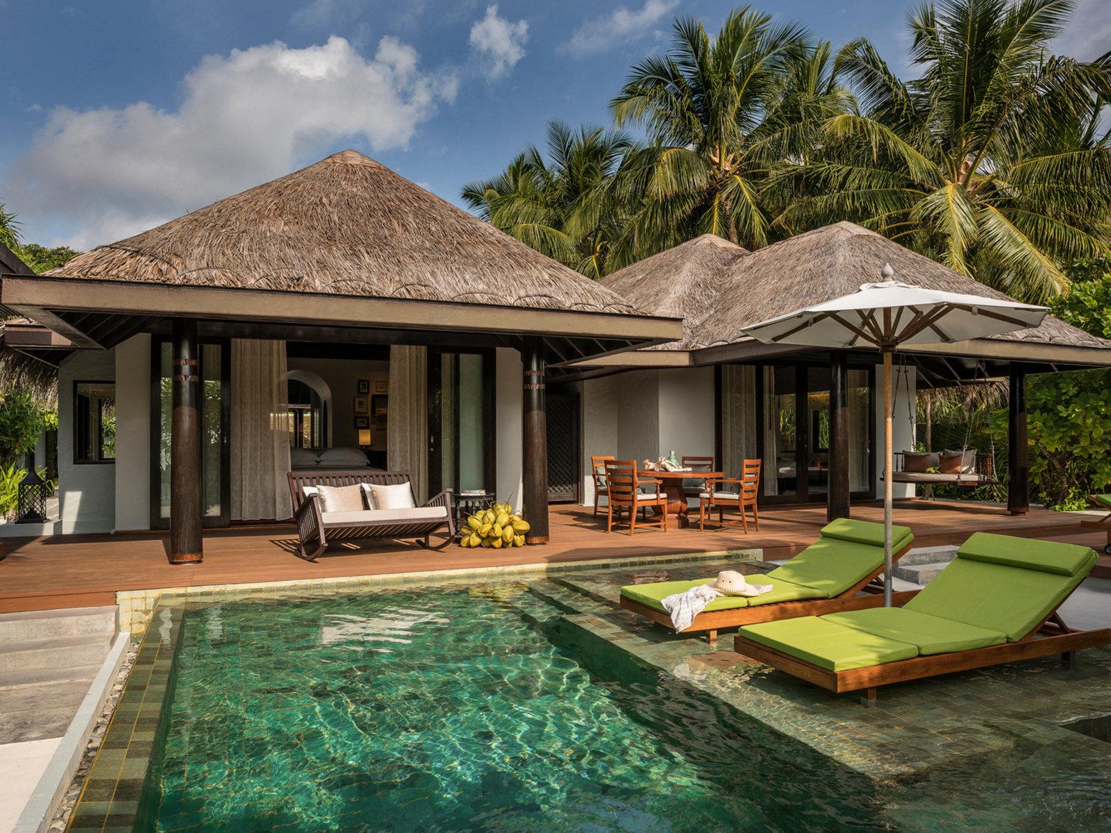 Wohnbeispiel Family Beach Pool Villa