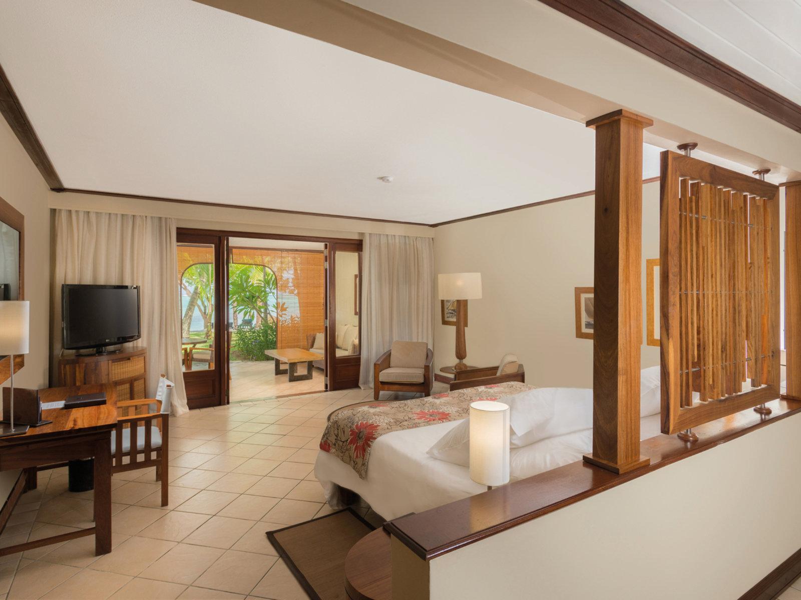 Wohnbeispiel Tropical Beachfront Room