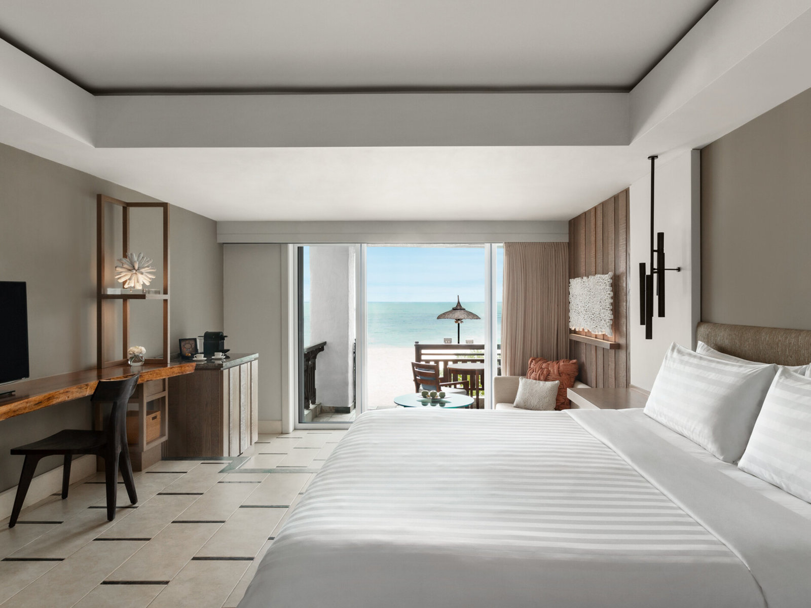 Wohnbeispiel Coral Deluxe Room Beach Access