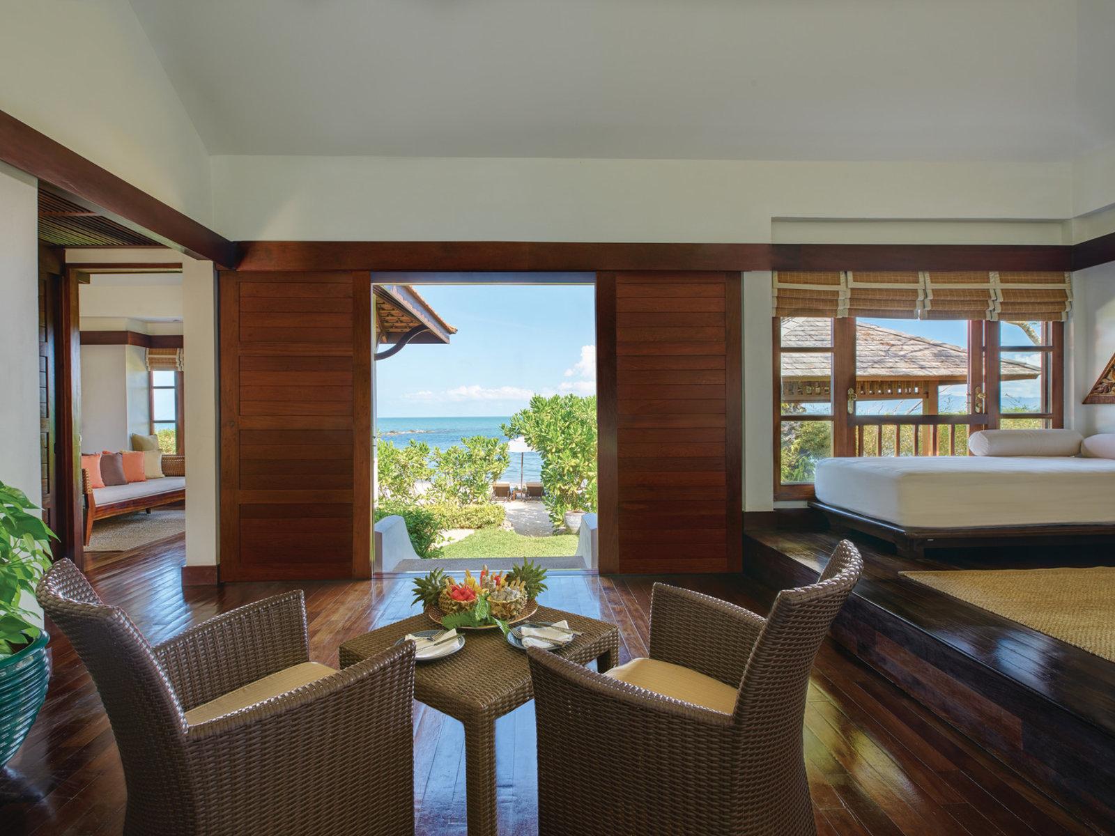 Wohnbeispiel Oceanfront Villa