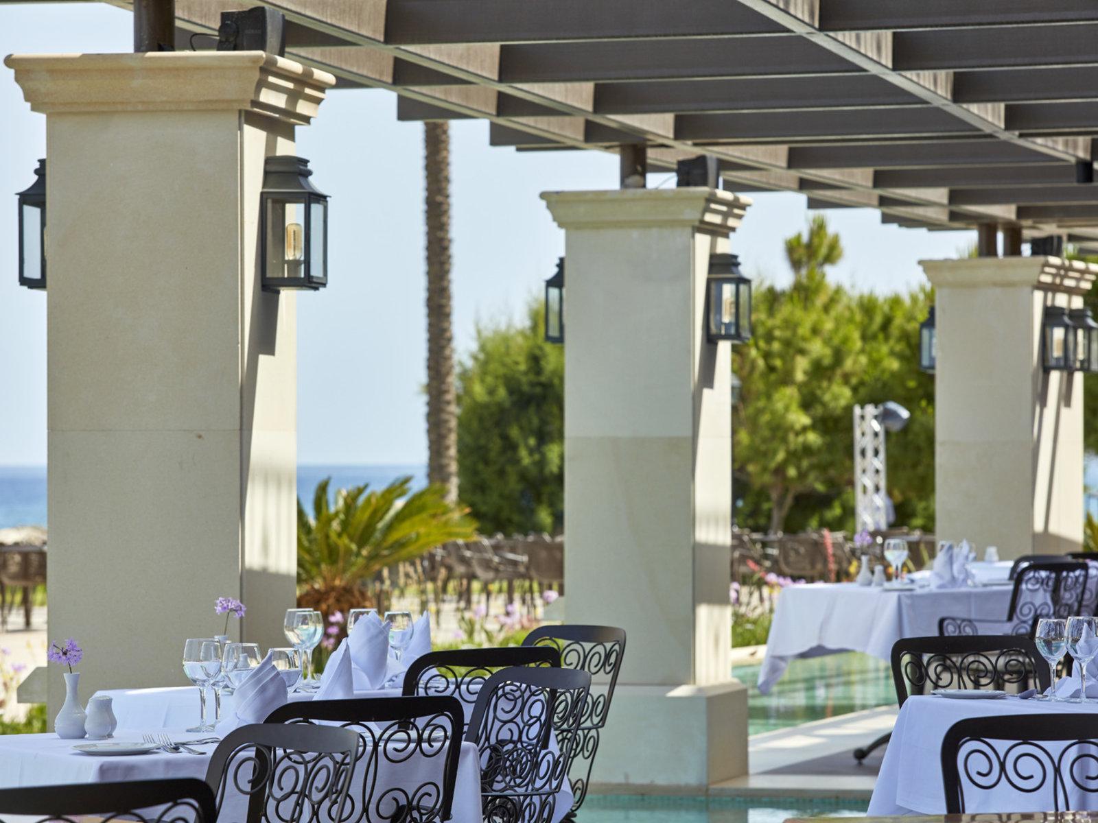 Agora Restaurant and Al freco Terrace