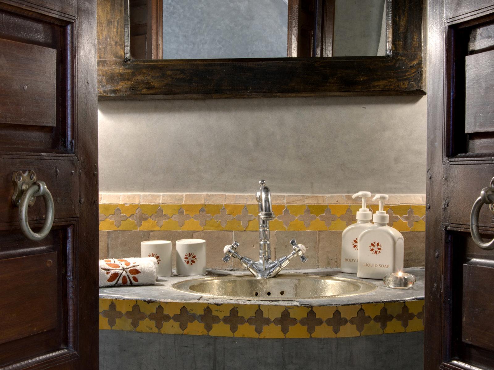 Wohnbeispiel Double room Comfort Riad Blanc