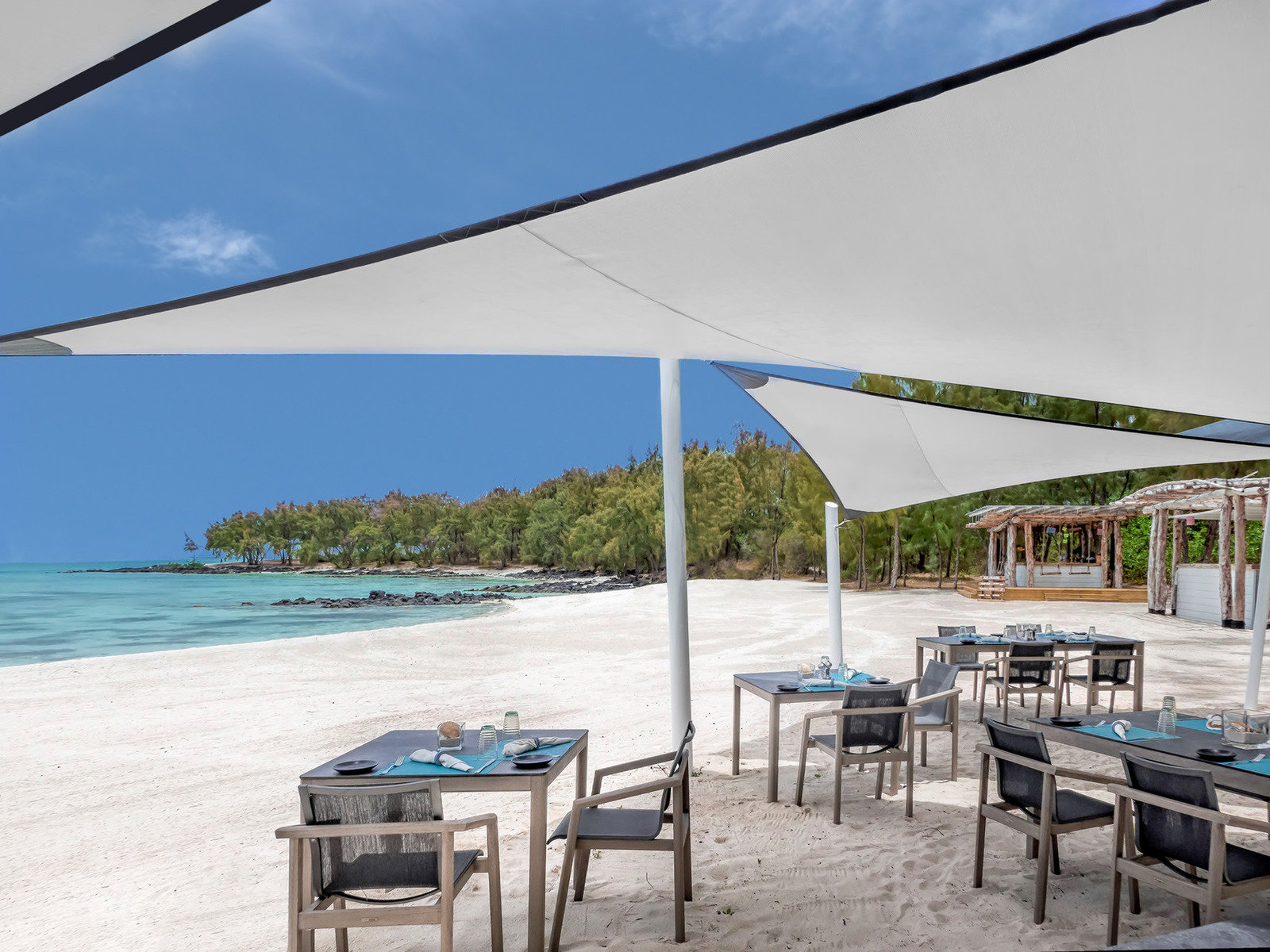FS Private Beach & IAC private Club