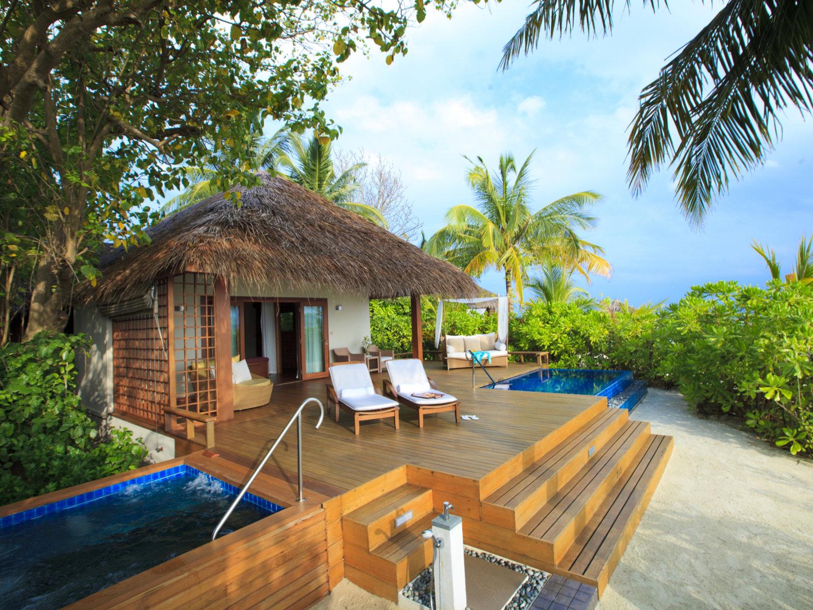 Wohnbeispiel Premium Pool Villa