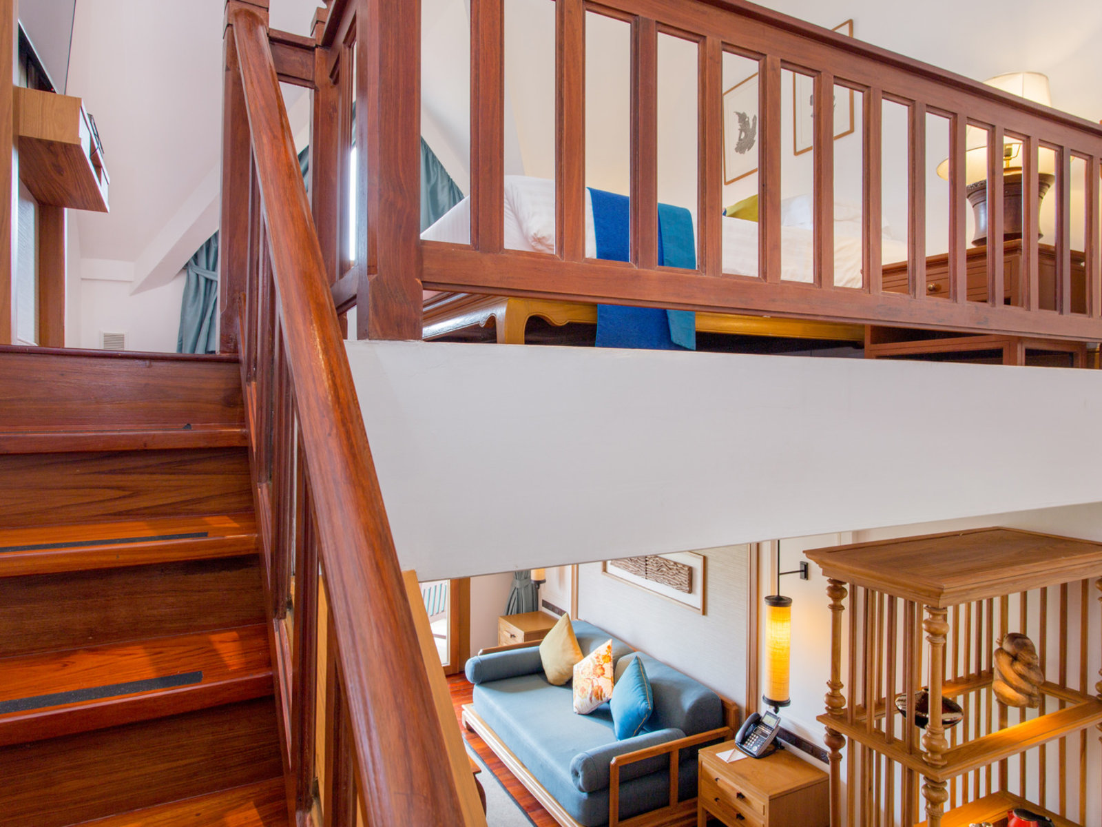 Wohnbeispiel Two Bedroom Duplex Suite