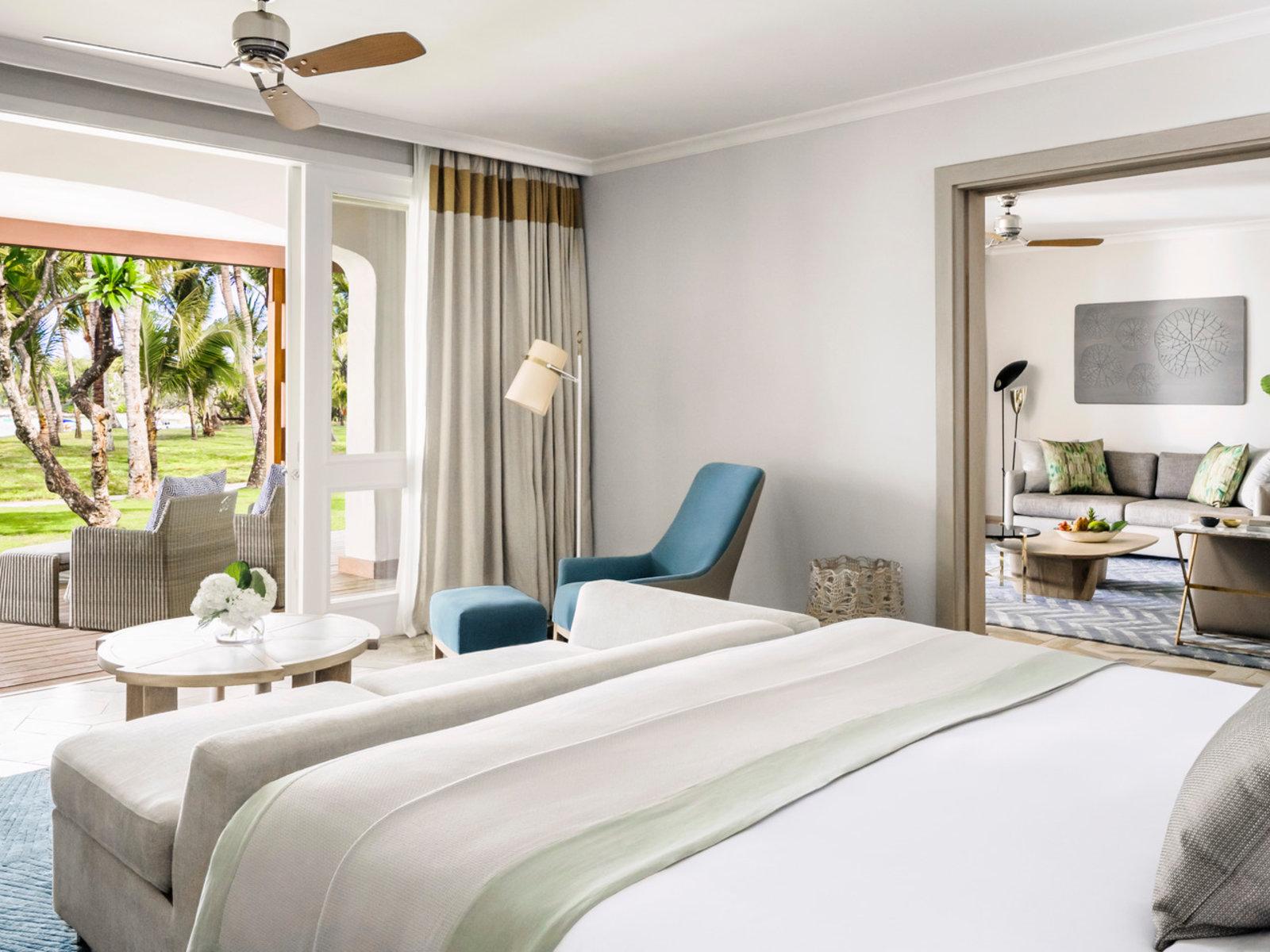 Wohnbeispiel HM Beach Front Junior Suite private Deck