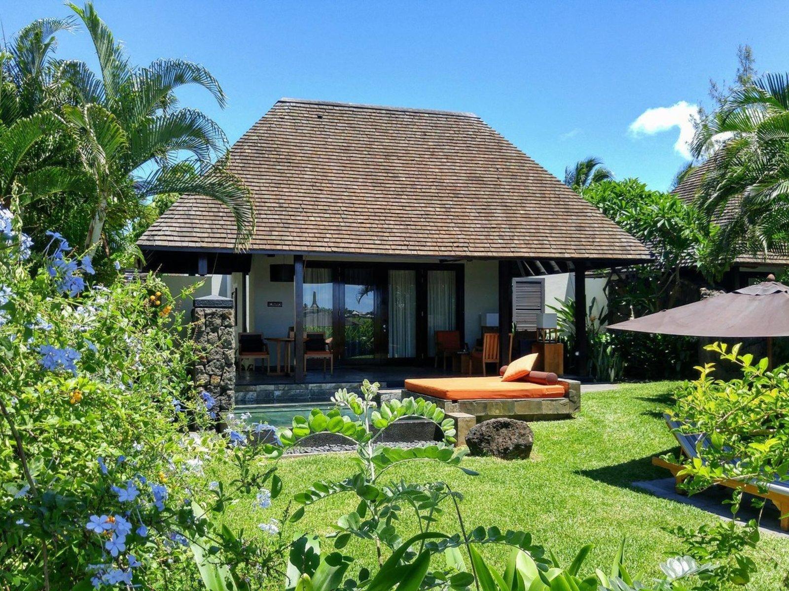 Wohnbeispiel Honeymoon Garden Pool Villa