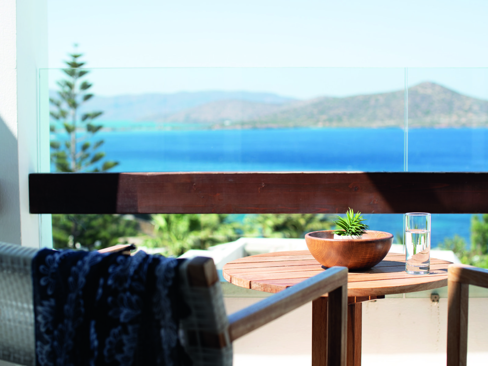 Wohnbeispiel Standard Bungalow Sea view