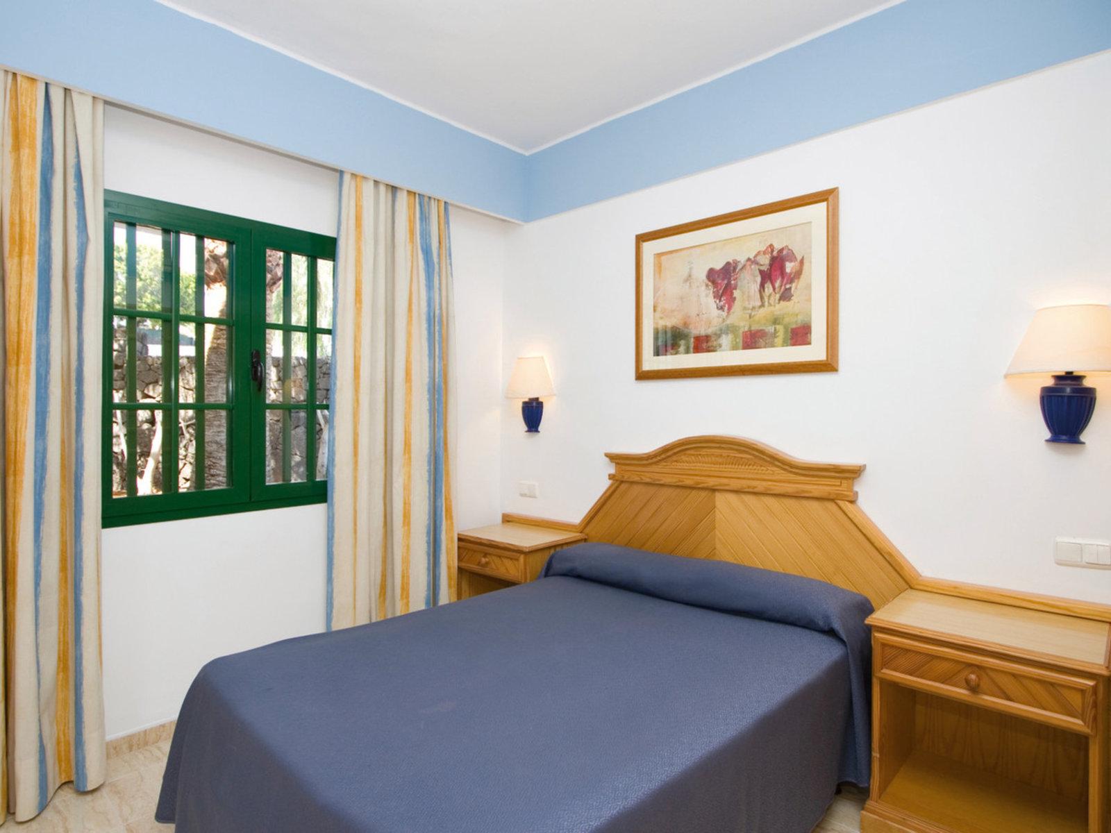 Wohnbeispiel Appartement mit 2 Schlafzimmern