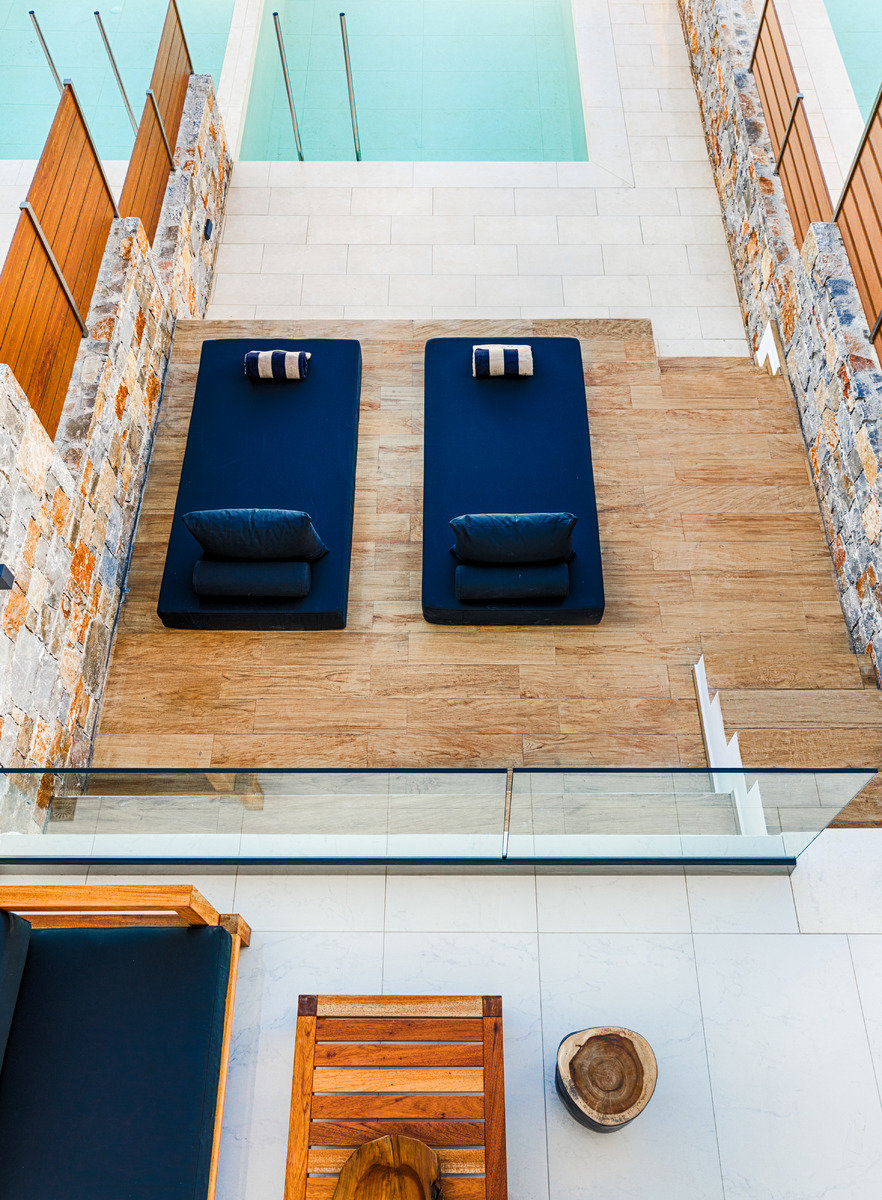 Wohnbeispiel ABATON COLLECTION SUITE WITH PRIVATE POOL
