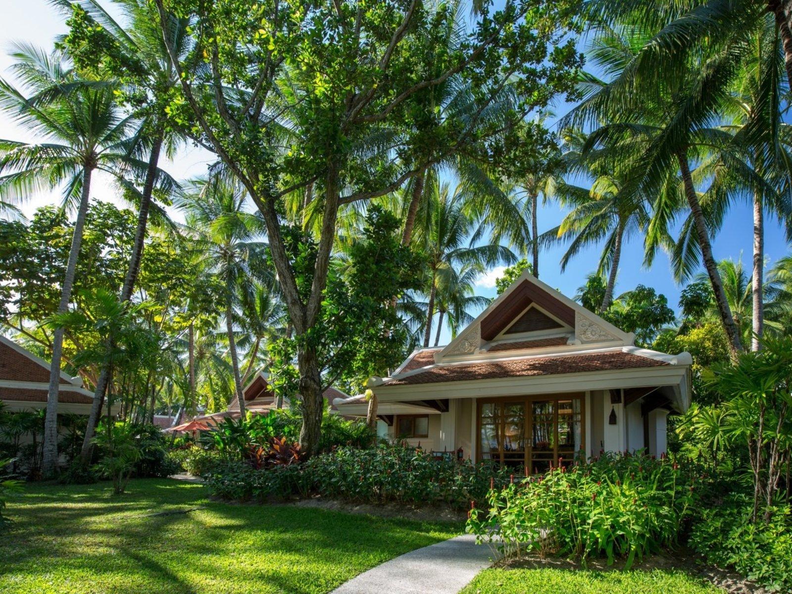 Wohnbeispiel Deluxe Garden Villa