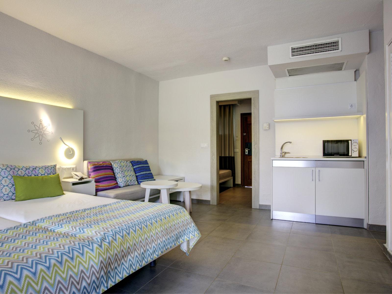 Wohnbeispiel Doppelzimmer Economy