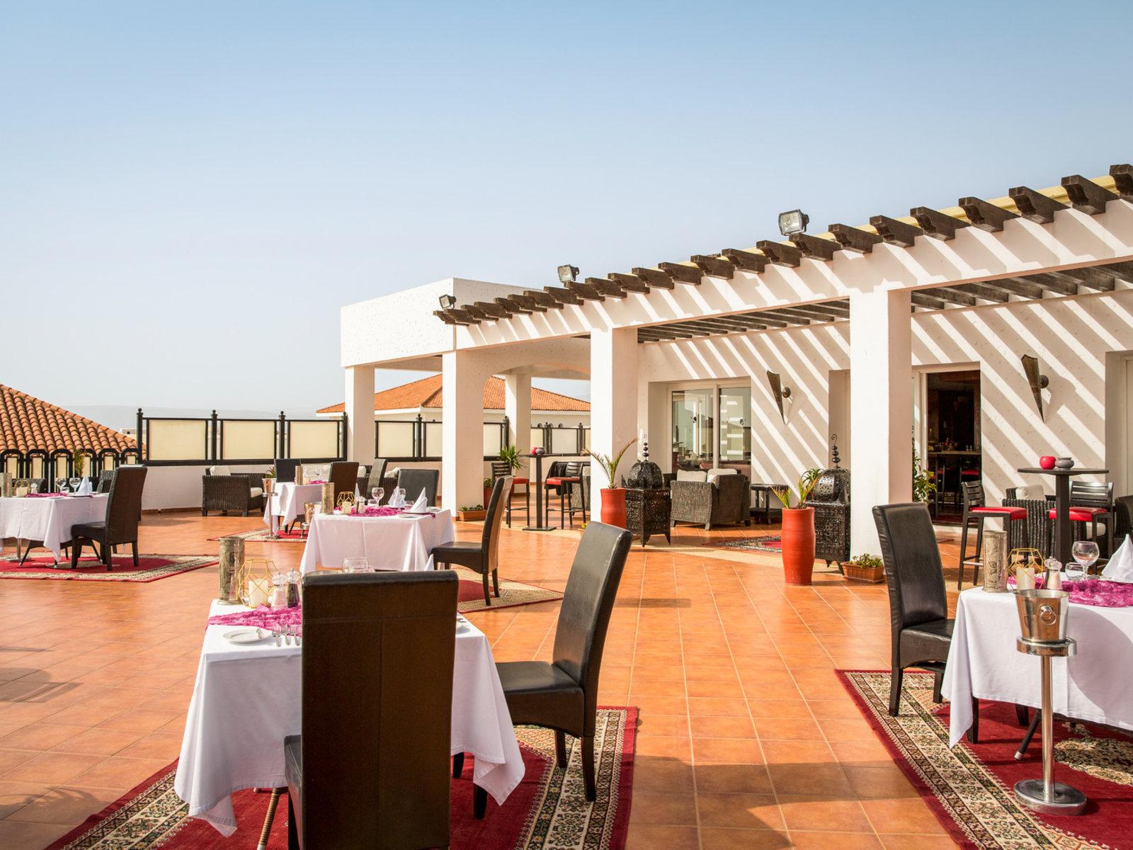 Marokkanisches Café