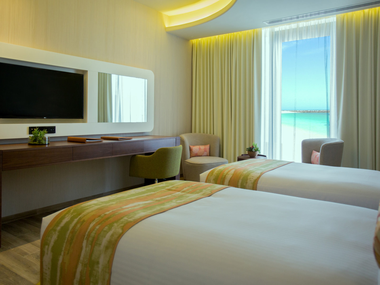 Wohnbeispiel Premium Room Palm Jumeirah Sea View