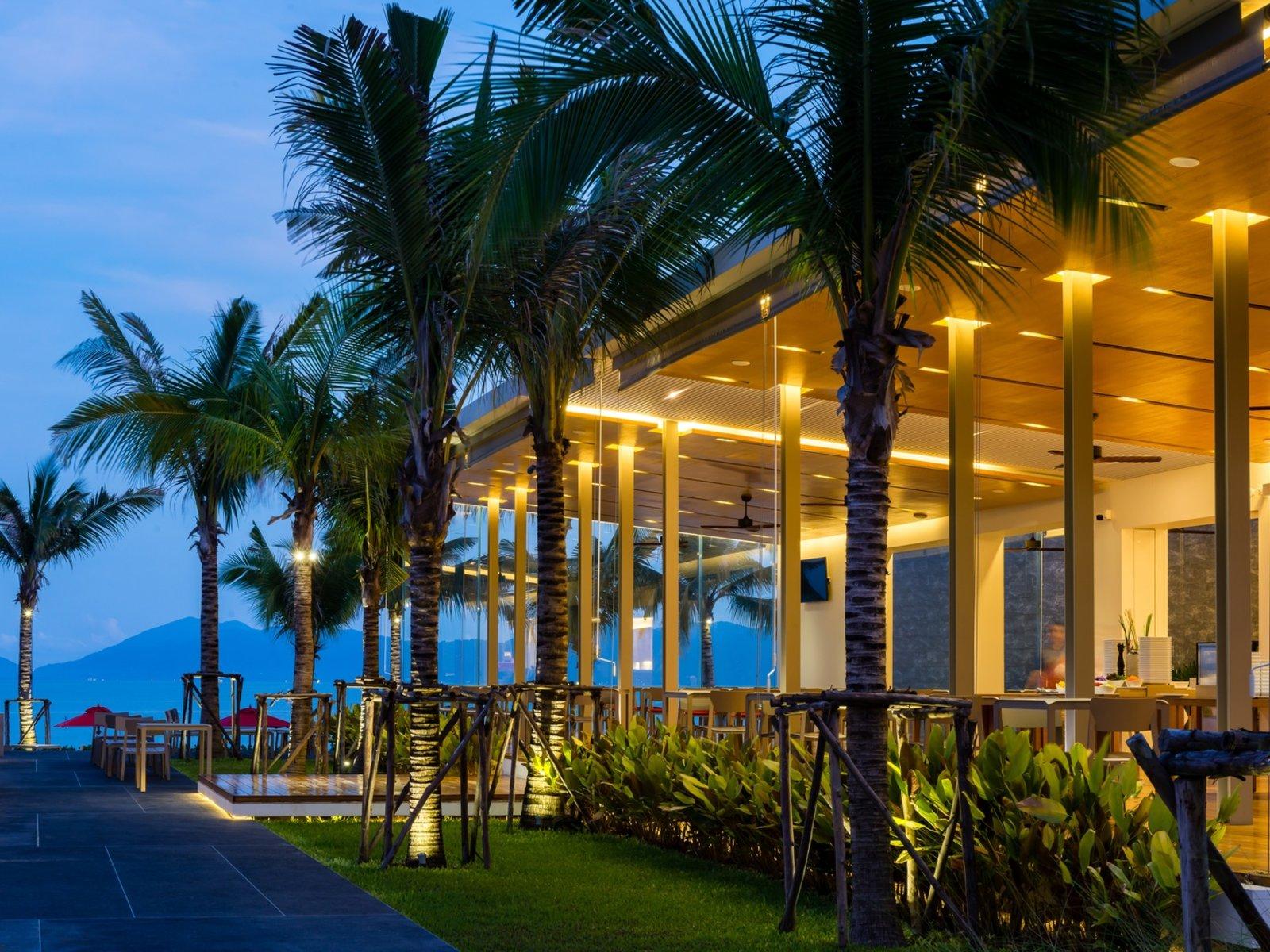 The Beachfront Restaurant