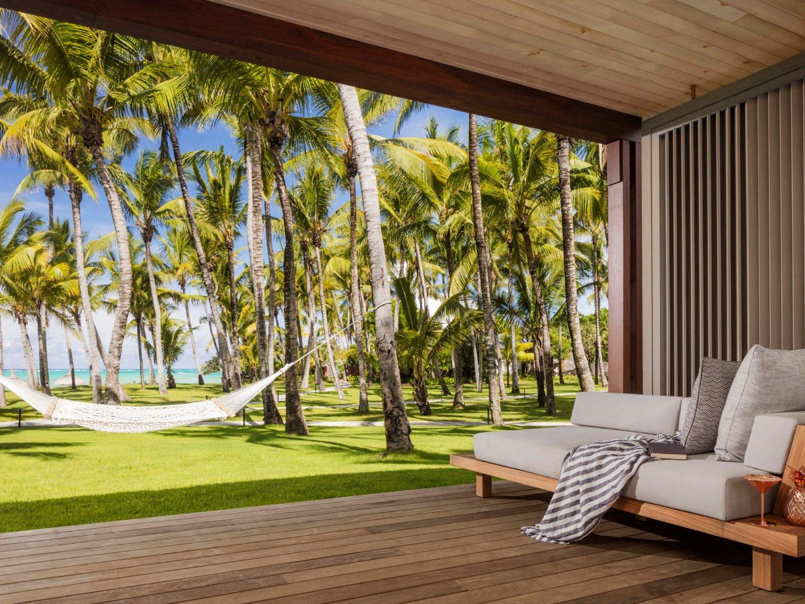 Wohnbeispiel Honeymoon Ocean Suite